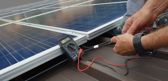 Connecting Solar Panels to Batteries and Inverters