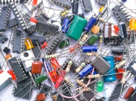 Electronic Components Parts and their Functions