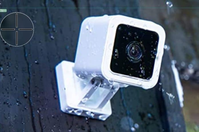 Wyze Cam v3 with Color Night Vision, Wired 1080p HD Indoor_Outdoor V